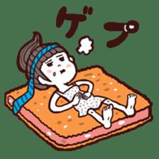 otsumami-girl sticker #531929