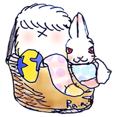 Small Rabbit Feeling