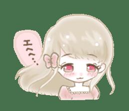 Be shy sticker #534035