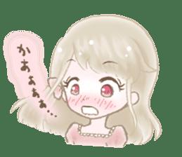 Be shy sticker #534052