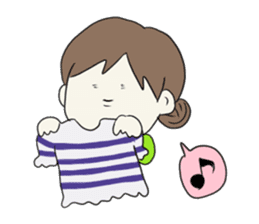 WATASHI's days sticker #534541