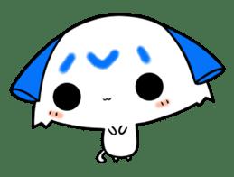 Humiu sticker #535881