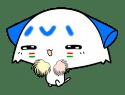 Humiu sticker #535889