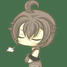 Matsu Chan sticker #535916