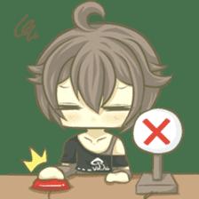 Matsu Chan sticker #535921