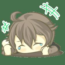 Matsu Chan sticker #535934