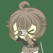 Matsu Chan sticker #535944