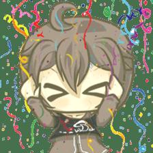 Matsu Chan sticker #535945