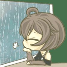 Matsu Chan sticker #535952