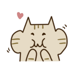 Friendly Tails sticker #536281