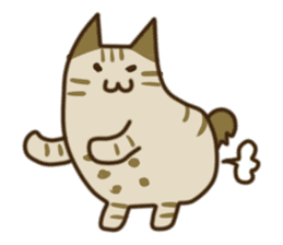 Friendly Tails sticker #536309