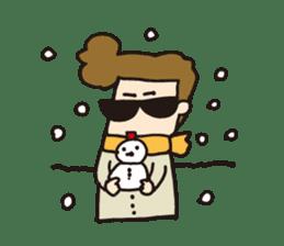 gla san sticker #536914