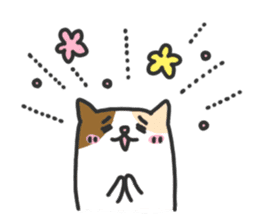 Cat's family sticker #538131