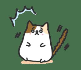 Cat's family sticker #538152
