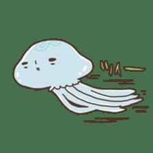 Jellyfish sticker #538199