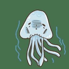 Jellyfish sticker #538204