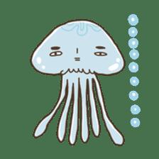 Jellyfish sticker #538206