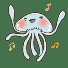 Jellyfish sticker #538207