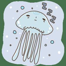 Jellyfish sticker #538208