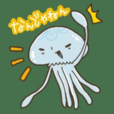 Jellyfish sticker #538213