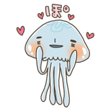 Jellyfish sticker #538214