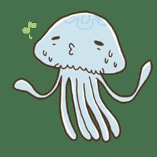 Jellyfish sticker #538215