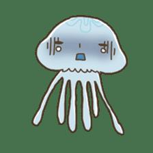 Jellyfish sticker #538217