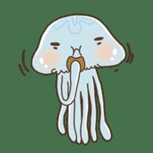 Jellyfish sticker #538218
