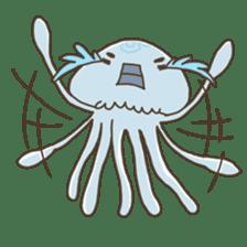 Jellyfish sticker #538219