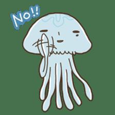 Jellyfish sticker #538220