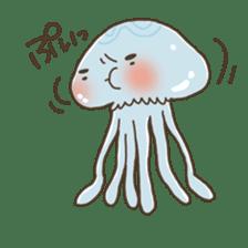 Jellyfish sticker #538223