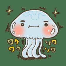 Jellyfish sticker #538224