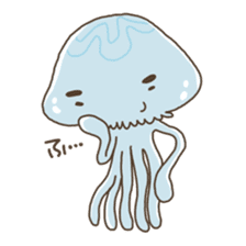 Jellyfish sticker #538229