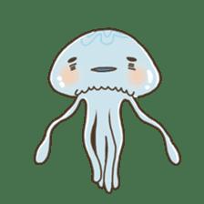 Jellyfish sticker #538230