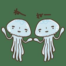 Jellyfish sticker #538231