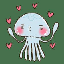 Jellyfish sticker #538232