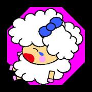 สติ๊กเกอร์ไลน์ Cute Sheep