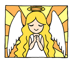 Angels sticker #538714