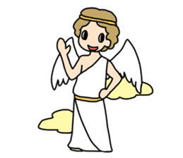 Angels sticker #538715