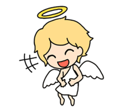 Angels sticker #538716