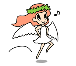 Angels sticker #538722