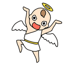 Angels sticker #538723