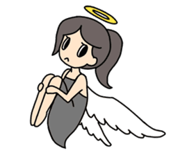 Angels sticker #538730