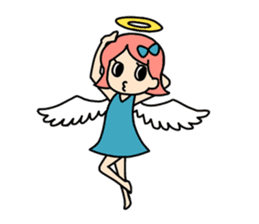 Angels sticker #538744