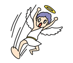 Angels sticker #538748