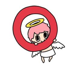 Angels sticker #538749