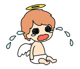 Angels sticker #538752