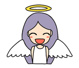 Angels sticker #538753