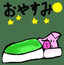 GENKIKUN Japanese version sticker #538804