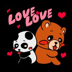 Bear Bear stamps